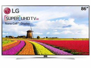 LG 86UM3C UHD Commercial Display