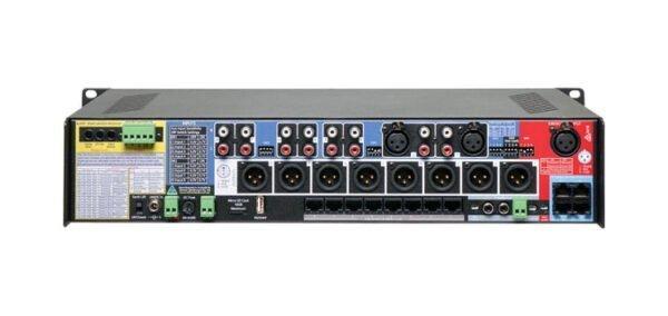 Redback Audio A4480B Rear