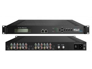 Modulator 4 Channel SD