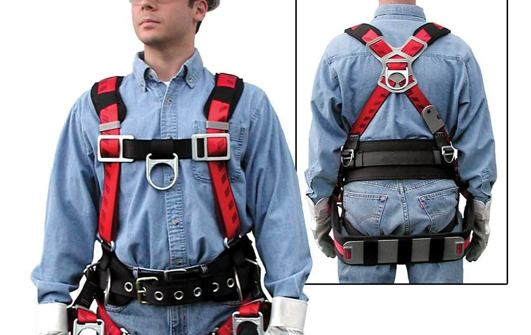 Harness Safety and Working at Heights in the Workplace