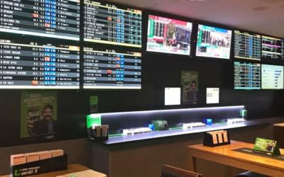 Sky Racing Venue Vision Upgrades