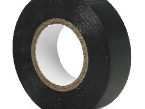 PVC Insulation Tape Black