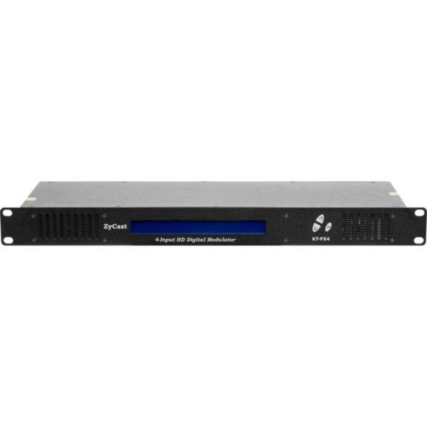 4 Input HD Modulator