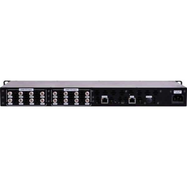 DVB-T TO IP ENCODER Rear