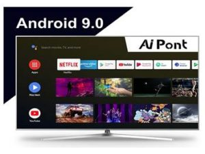 """CHiQ 65"""" 4K UHD Android TV U65H7A"""