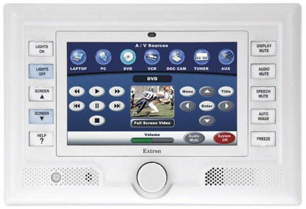 """Extron 7"""" TouchLink Touchpanel white"""
