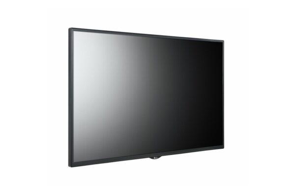 "LG 55"" Digital Signage Display Side"