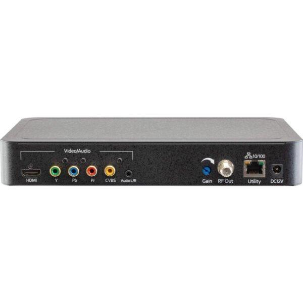 Zycast Mpeg2 HD Modulator Rear